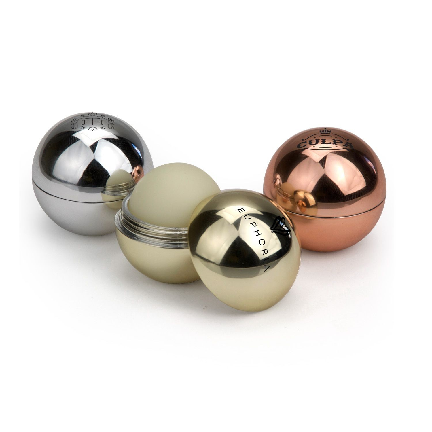 Metallic Lip Balm
